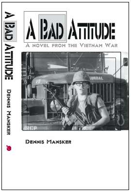 Cover image, A Bad Attitude